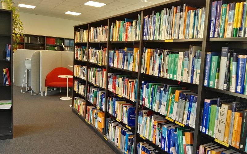 Bibliothek der Medizinischen Hochschule Brandenburg Theodor Fontane - Standort Brandenburg an der Havel